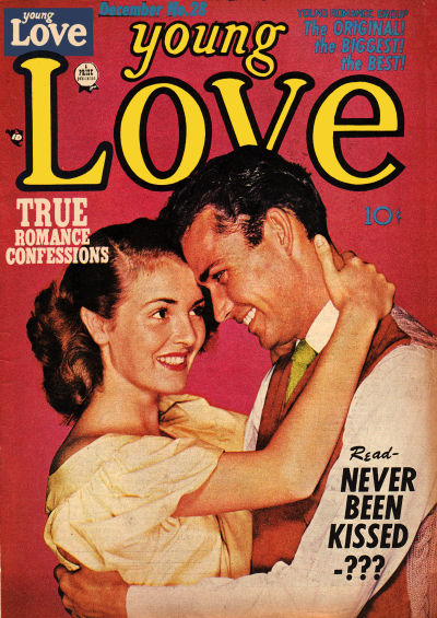 Cover for Young Love (Prize, 1949 series) #v3#10 (28)