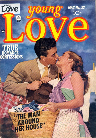 Cover for Young Love (Prize, 1949 series) #v4#3 (33)
