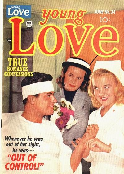 Cover for Young Love (Prize, 1949 series) #v4#4 (34)
