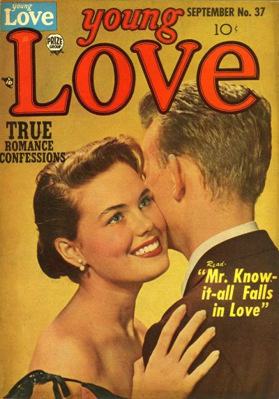 Cover for Young Love (Prize, 1949 series) #v4#7 (37)
