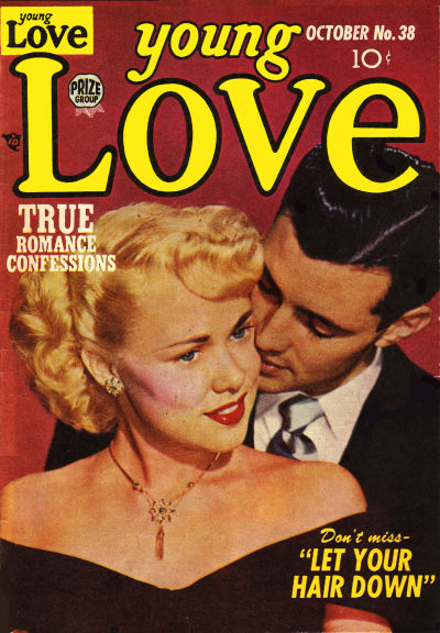 Cover for Young Love (Prize, 1949 series) #v4#8 (38)