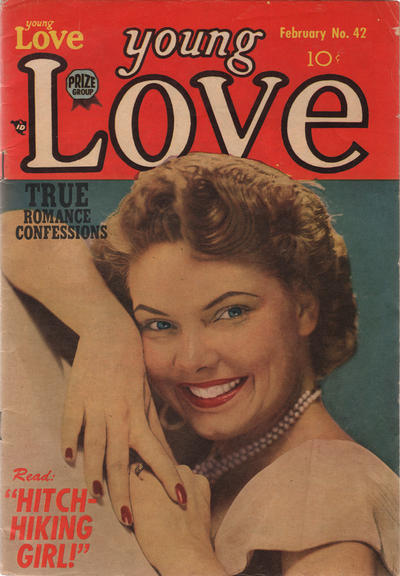 Cover for Young Love (Prize, 1949 series) #v4#12 (42)