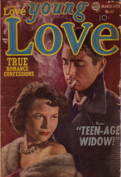 Cover for Young Love (Prize, 1949 series) #v5#1 (43)