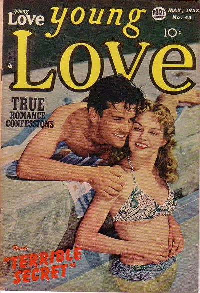 Cover for Young Love (Prize, 1949 series) #v5#3 (45)