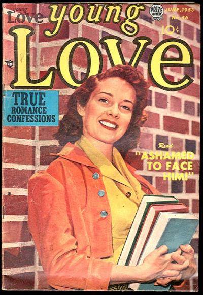 Cover for Young Love (Prize, 1949 series) #v5#4 (46)