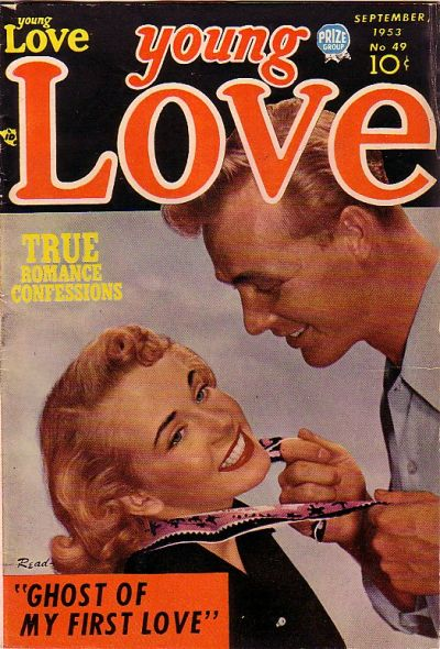 Cover for Young Love (Prize, 1949 series) #v5#7 (49)