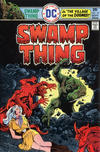 Cover for Swamp Thing (DC, 1972 series) #18