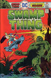 Cover for Swamp Thing (DC, 1972 series) #21