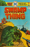 Cover for Swamp Thing (DC, 1972 series) #22