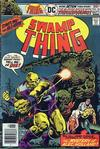 Cover for Swamp Thing (DC, 1972 series) #24