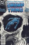 Cover for Swamp Thing (DC, 1985 series) #56 [Newsstand]