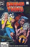 Cover for Swamp Thing (DC, 1985 series) #59 [Direct]