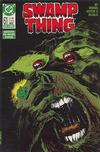 Cover for Swamp Thing (DC, 1985 series) #61