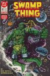 Cover for Swamp Thing (DC, 1985 series) #62