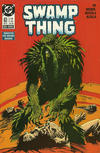 Cover for Swamp Thing (DC, 1985 series) #63