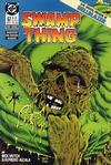 Cover for Swamp Thing (DC, 1985 series) #67