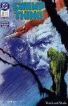 Cover for Swamp Thing (DC, 1985 series) #71