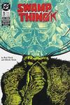 Cover for Swamp Thing (DC, 1985 series) #75
