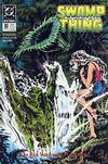 Cover for Swamp Thing (DC, 1985 series) #80