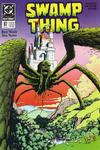 Cover for Swamp Thing (DC, 1985 series) #87