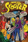 Cover for Swing with Scooter (DC, 1966 series) #7