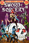 Cover for Sword of Sorcery (DC, 1973 series) #2