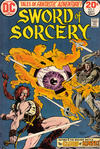 Cover for Sword of Sorcery (DC, 1973 series) #4