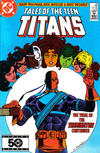 Cover for Tales of the Teen Titans (DC, 1984 series) #54 [Direct Sales]