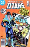 Cover for Tales of the Teen Titans (DC, 1984 series) #59 [Newsstand]