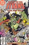Cover for Tales of the Teen Titans (DC, 1984 series) #67 [Direct]