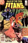 Cover for Tales of the Teen Titans (DC, 1984 series) #71 [Newsstand]