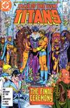Cover for Tales of the Teen Titans (DC, 1984 series) #76 [Direct]