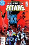 Cover for Tales of the Teen Titans (DC, 1984 series) #78 [Direct]