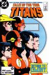 Cover for Tales of the Teen Titans (DC, 1984 series) #79 [Direct]