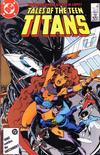 Cover for Tales of the Teen Titans (DC, 1984 series) #81 [Direct]