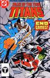 Cover for Tales of the Teen Titans (DC, 1984 series) #82 [Direct Sales]