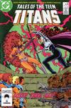 Cover for Tales of the Teen Titans (DC, 1984 series) #83 [Direct Sales]