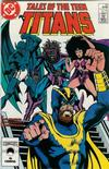 Cover for Tales of the Teen Titans (DC, 1984 series) #84 [Direct]