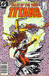 Cover Thumbnail for Tales of the Teen Titans (1984 series) #90 [Newsstand]
