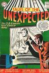 Cover for Tales of the Unexpected (DC, 1956 series) #8