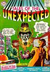 Cover for Tales of the Unexpected (DC, 1956 series) #10