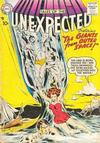 Cover for Tales of the Unexpected (DC, 1956 series) #23