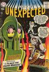 Cover for Tales of the Unexpected (DC, 1956 series) #27