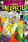 Cover for Tales of the Unexpected (DC, 1956 series) #39