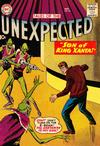 Cover for Tales of the Unexpected (DC, 1956 series) #42