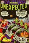 Cover for Tales of the Unexpected (DC, 1956 series) #49