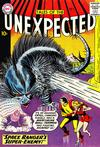 Cover for Tales of the Unexpected (DC, 1956 series) #51