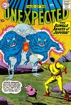Cover for Tales of the Unexpected (DC, 1956 series) #57