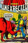 Cover for Tales of the Unexpected (DC, 1956 series) #58