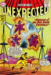 Cover for Tales of the Unexpected (DC, 1956 series) #62